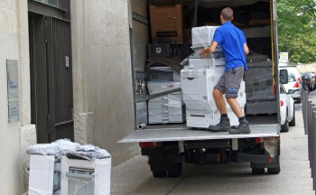 office movers Rockville MD